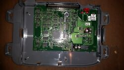 Raymarine240e Vhf Processor Pcb And Back Housing Used