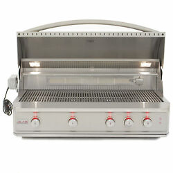 Blaze-Professional-44-in.-Built-in-Gas-Grill-With-Rear-Infrared-Burner/NG or LP