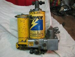 Working Used Meyer E-47 Snow Plow Pump Meyers E47 Good Pressure Power Angle