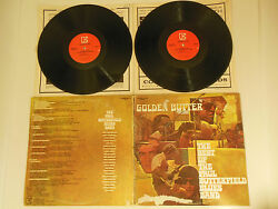 Golden Butter  The Best Of The Paul Butterfield Blues Band: Double LP 1972  NM