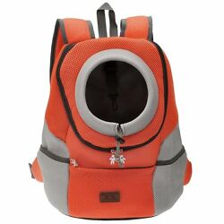 AG Pet Comfortable Dog Cat Pet Carrier Backpack Travel Carrier New No Box L006 C