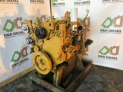Caterpillar 3126 - 7as Model - Diesel Engine For Sale - Cat Engine - 7as06900