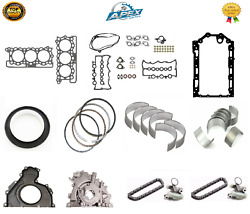 Land Rover Range Rover 3.0 306dt Siegel Lager Dichtung And Motor Rebuild Parts Kit