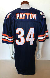 Walter Payton 34 Mitchell And Ness Size 52 Throwback Chicago Bears 1985 Jersey