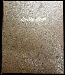 1909 - 2006 Wheat Cent Lincoln Penny Collection/set Nearly Complete Dansco Album