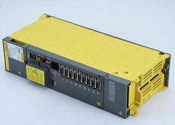 Used Fanuc A06b-6080-h305 Servo Amplifier Tested In Good Condition A06b6080h305