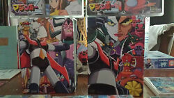 Mazinger Z Dvd Box 1 And 2 Set Anime Japan Official 897