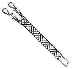 Cabac Cable Pulling Stocking 800mm For 40-55mm Diameter Double Eye Galvanised