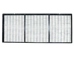 Saltdogg Replacement Top Screen For 96 Poly Hopper Spreaders P/n 3008186