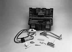 4021-M236-MS2 SPLICING RIG W4036-25 HAND CRIMPER AND 2 HDS - (Pack of 1)