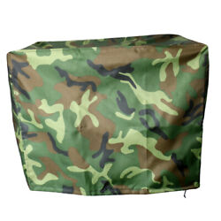 Universal Waterproof Outboard Boat Motor Engine Cover 70-150 Hp Size 5 Camo