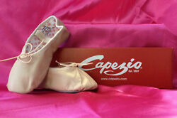 Capezio Daisy Full Sole Leather Girls Pink Ballet Shoe Style 205C $12.00