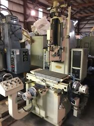 Inspection Machine can also be a more accurate #3 Moore Jig Grinder retro fit!