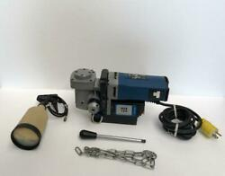 Bds Mab 150 Electric Magnet Drill Machine 1-3/8 35 Mm Capacity 115 Vac