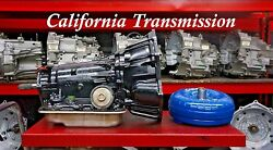 4l60e Remanufactured Transmission 4x4 Gm Chevy Fits 1998- 2006 W/ Converter