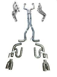 24202400 Kooks Headers And 3 Street Race Exhasut System. 08-09 G8 V8 Package Deal