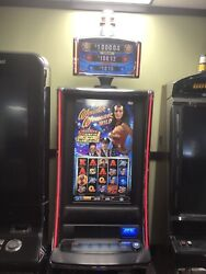 bally alpha 2 Pro V32 Wonder Woman Slot Machine. I ALSO HAVE WMS