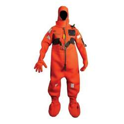 Mustang Neoprene Immersion Suit With Harness Adult O/s Mis240hr