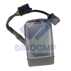 320d E320d Lcd Monitor 386-3457 327-7482 For Caterpillar Excavator 1 Year Wty