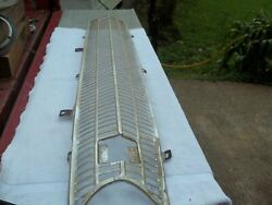 1961 Ford Falcon Grille Nice For A 50 Yr Old Part