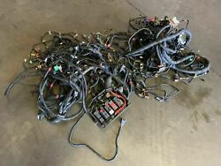 2009 Maserati Granturismo S Coupe Full Car Body Wire Wiring Harness Assembly Oem