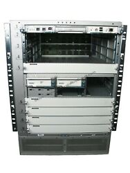 Cisco N7k-c7009 Nexus 9-slot, Dual Ac, N7k-sup1 And 5x Fab-2 And 1 Year Warranty