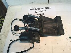Johnson Evinrude Outboard Tilt And Trim 90hp 115hp 439935 Freshwater