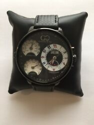 Curtis & Co. Big Time Air 57mm Temperature&Humidity Swiss Made Limited Edition