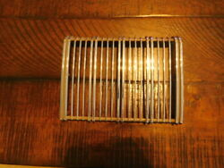Nos 1940 Chevrolet Master Deluxe 5 Window Business Coupe Radio Speaker Grille Co