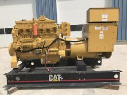 _350 kW CAT Generator Set 2002 12 Lead Radiator Available- Installed at Ap...