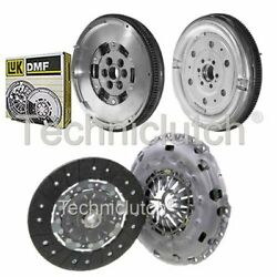 Nationwide 2 Part Clutch Kit And Luk Dmf For Audi Tt Coupe 2.0 Tdi Quattro