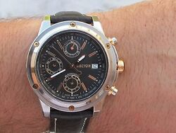 SECTOR 850 CHRONOGRAPH AUTOMATIC 7750 S/S&GOLD MENS 43.5mm REF.2621905025 SWISS