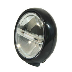 A Set Auto Grille Light Front Fog Light Driving Lamps DRL Guards for BMW Mini