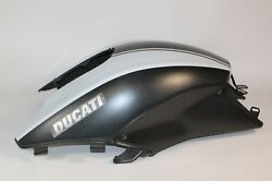 Cover Tank Compl.in Carbon For Ducati Diavel Carbon Code 48015221ah