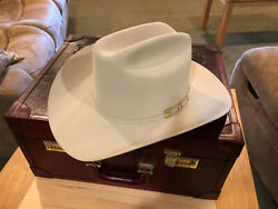8246861d Stetson Diamante Silver. Stetson Diamante Silver Belly Hat 7 38
