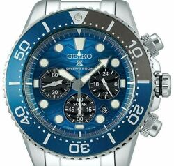 2019 New Seiko Prospex Sbdl059 Solar Save The Ocean Special Edition Menand039s