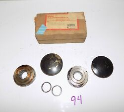 1950and039s 1960and039s Ford Truck F100 F 100 4 Wheel Drive Hubs