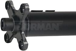 FITS 1992 MERCEDES BENZ 400SE RWD AUTOMATIC TRANS REAR DRIVE SHAFT ASSEMBLY
