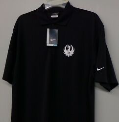 Ruger Firearms Logo Nike Dri-fit Mens Embroidered Polo Xs-4xl Lt-4xlt New