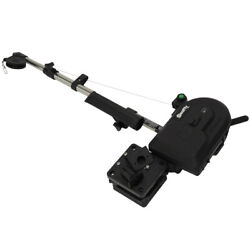 Scotty 1116 Propack 60 Telescoping Electric Downrigger Dual Rod Holders And