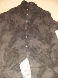 Men's Shirt Foundry Supply Co. Size 3xlt Big And Tall Clothes