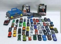 Hot Wheels / Match Box Over 60 Classic Diecast Cars/ Hot Jump Set And More
