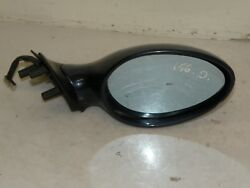 Alfa Romeo 156 1999 Lhd Front Right Electric Wing Mirror Blue