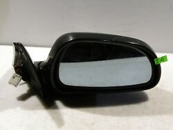 Mazda 626 1995 Lhd Front Right Electric Wing Mirror Black