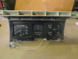 1985 Ford Pickup Truck Instrument Panel Speedometer Guages Cluster / Ratrod