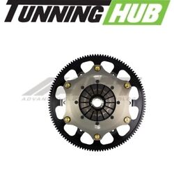 ACT Twin Disc Sint Iron Race Clutch Kit Fits 02-06 Acura RSX 02-11 Honda Civic