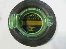 Good Year Tire Ashtray With Matchbook Holder Pats Tire Shop Arvada Colorado