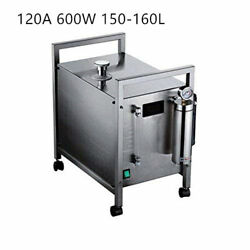 120a 600w 150-160l Stainles Steel Made Acrylic Polishing Machine + 3 Gas Torche
