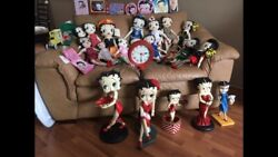 Betty Boop Collection From The Early 90's/ Early 2000's