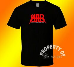 The All American Rejects S M L Xl Short Sleeves Black T-shirt